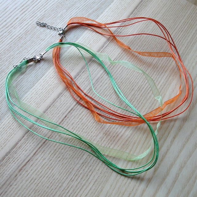 Pack of 2 pendant cords