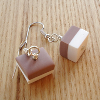 Chocolate Dolly Mixture Earrings