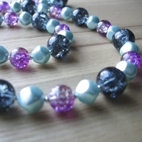 Sparkle Bead Jewellery Set
