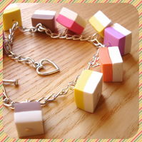 Dolly Mixtures Charm Bracelet