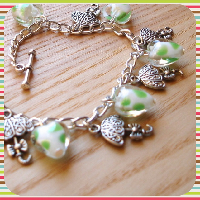 Rainy Days Charm Bracelet