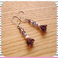 Stock Clearance - Glass Bead Earrings