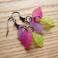 Leaf Flutter Earrings