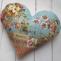 Lavender Heart Gift Boxed