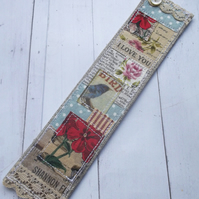Bookmark, Gift Boxed and Unique