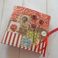 Sewing Needle Case in a Gift Box