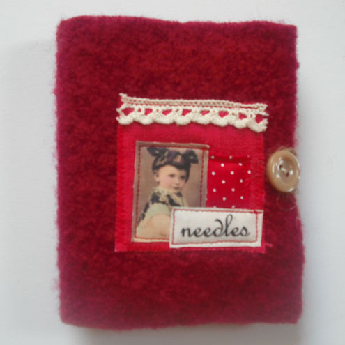 Needle Book Reduced Now 30% off