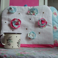 CUSTOM MAKE!! TeaPot Cosy - An English Romance