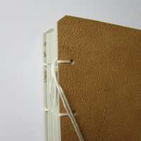 Not Leather Coptic Notebook