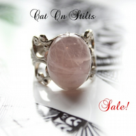 SALE! Semi Precious Gemstone Ring