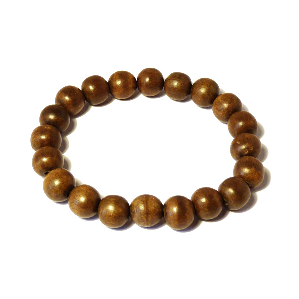 Men's Greywood Bead Bracelet 8mm