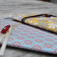 Handmade Notebooks - Set of 2 - Incl P&P