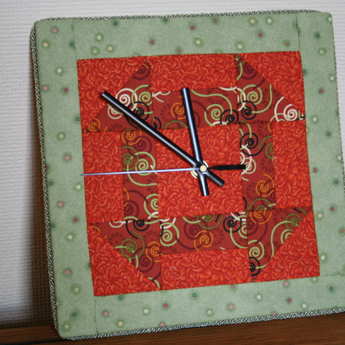Handmade and Handpainted Clocks