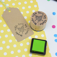 Personalised Maker stamp