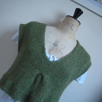 PATTERN ONLY Hand Knitted Ladies Slouchy Summer Top