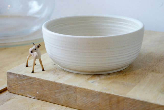 Made to order - A set of four custom bowls for your kitchen