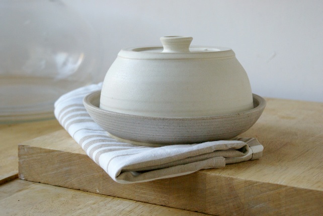 Little Wren Pottery - Cheese Dish