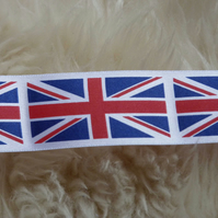 SALE Union Jack Ribbon