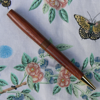 Wooden Pen with Choice of Clip