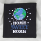 Home Sweet Home Textile Art