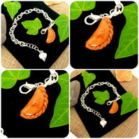 OFFER Pasty Lovers Charm bracelet MMMMMMMM