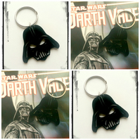 Sale - Darth Vader laser cut Star Wars - Keyring