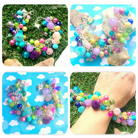 Bubble Candy Beaded Bracelet