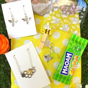 Bumble Bee Thank You Gift bag