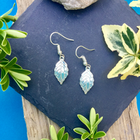 OFFER Leaf earrings