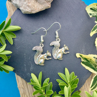OFFER Squirrel Earrings