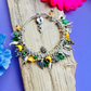Beautiful Secret Garden bracelet