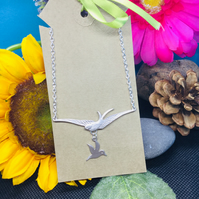 Beautiful Bird Necklace