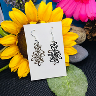 Offer Flower drop earrings