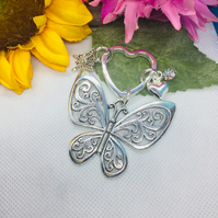 Butterfly keying