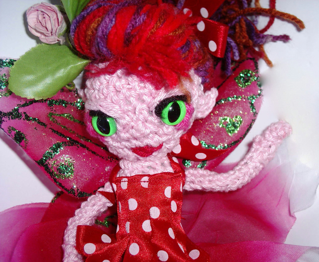 Rosy the Fifties Flower Fairy