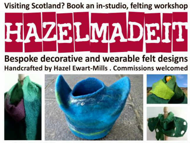 Learn to felt workshops