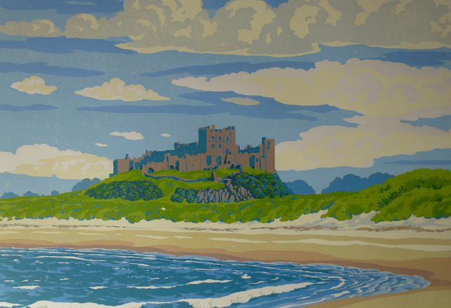 The Ancient Seat of Kings - Bamburgh Castle