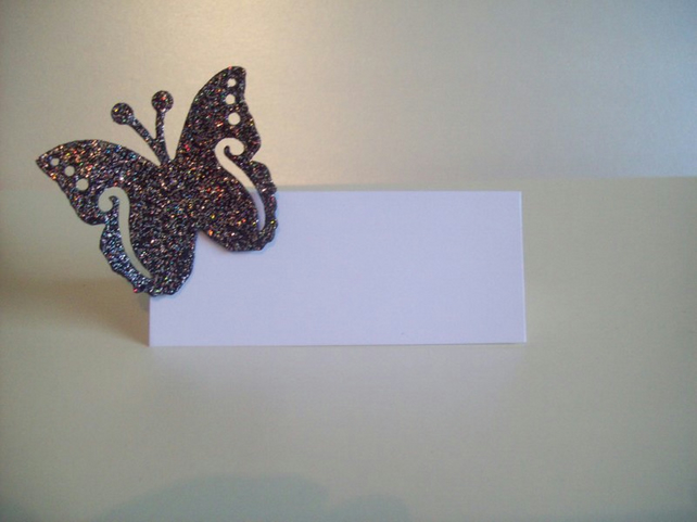 Wedding Stationery - Place Cards - The Butterfly Collection