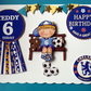 Personalised Football Team Birthday Card, Son, Grandson, Brother,Nephew, Any Age