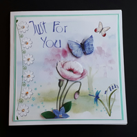 All Occasion Card - Birthday, Thank You, Thinking of You.