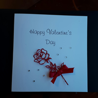 Handmade Valentine's Day Card 7