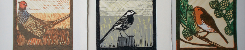 Helen Maxfield printmaking