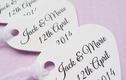 Personalised Heart Tags