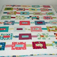 Just Wing it Lap quilt
