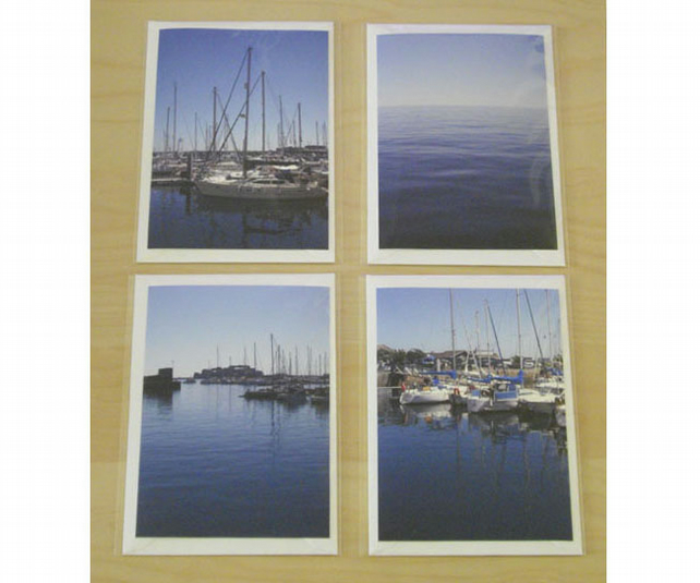 Seascape notecards (set of 4)