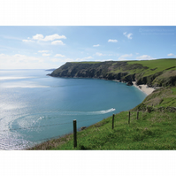 Lantic Bay Seascape Print