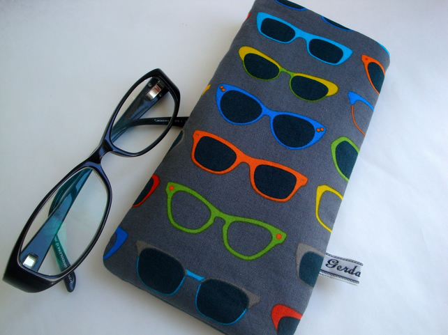Cotton Glasses case