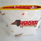 Oilcloth PvC Toiletries Bag - Dog Wash Bag