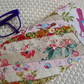 Cotton Patchwork Glasses Case