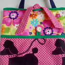 Cotton Craft Bag